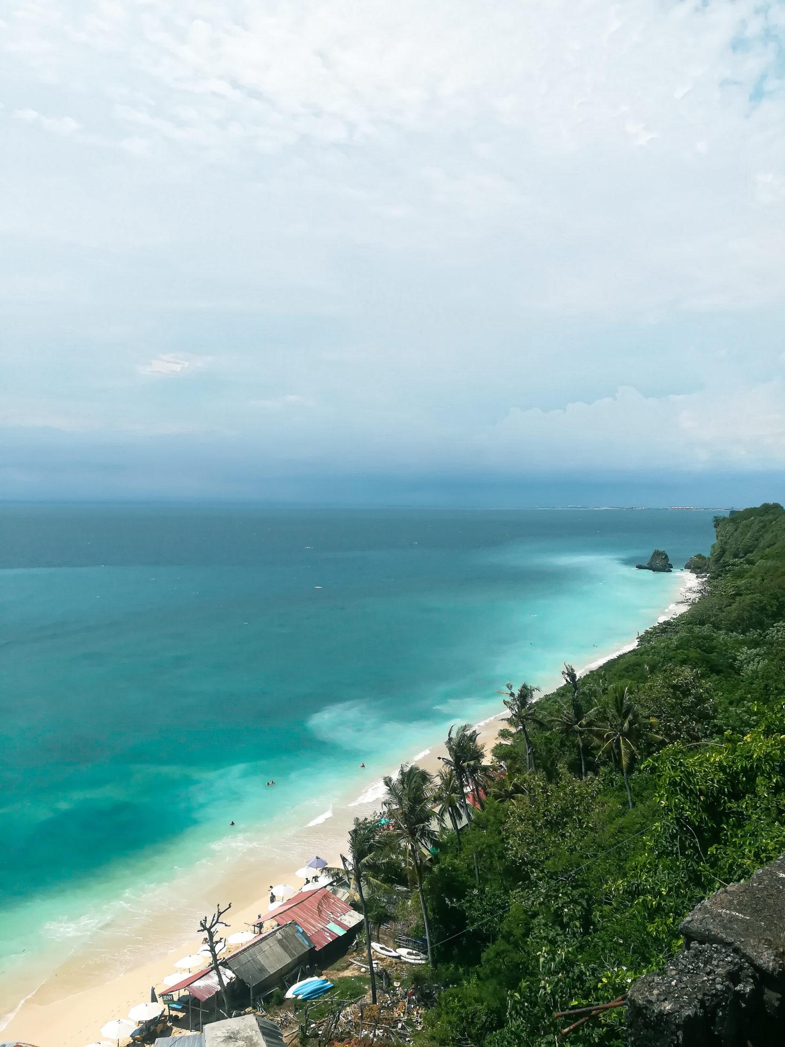 Padang Padang: most beautiful beach on the Bali 2 week itinerary