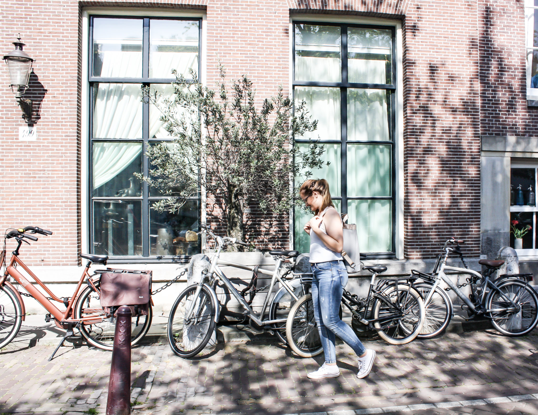 bikes are an awesome things to do in Amsterdam