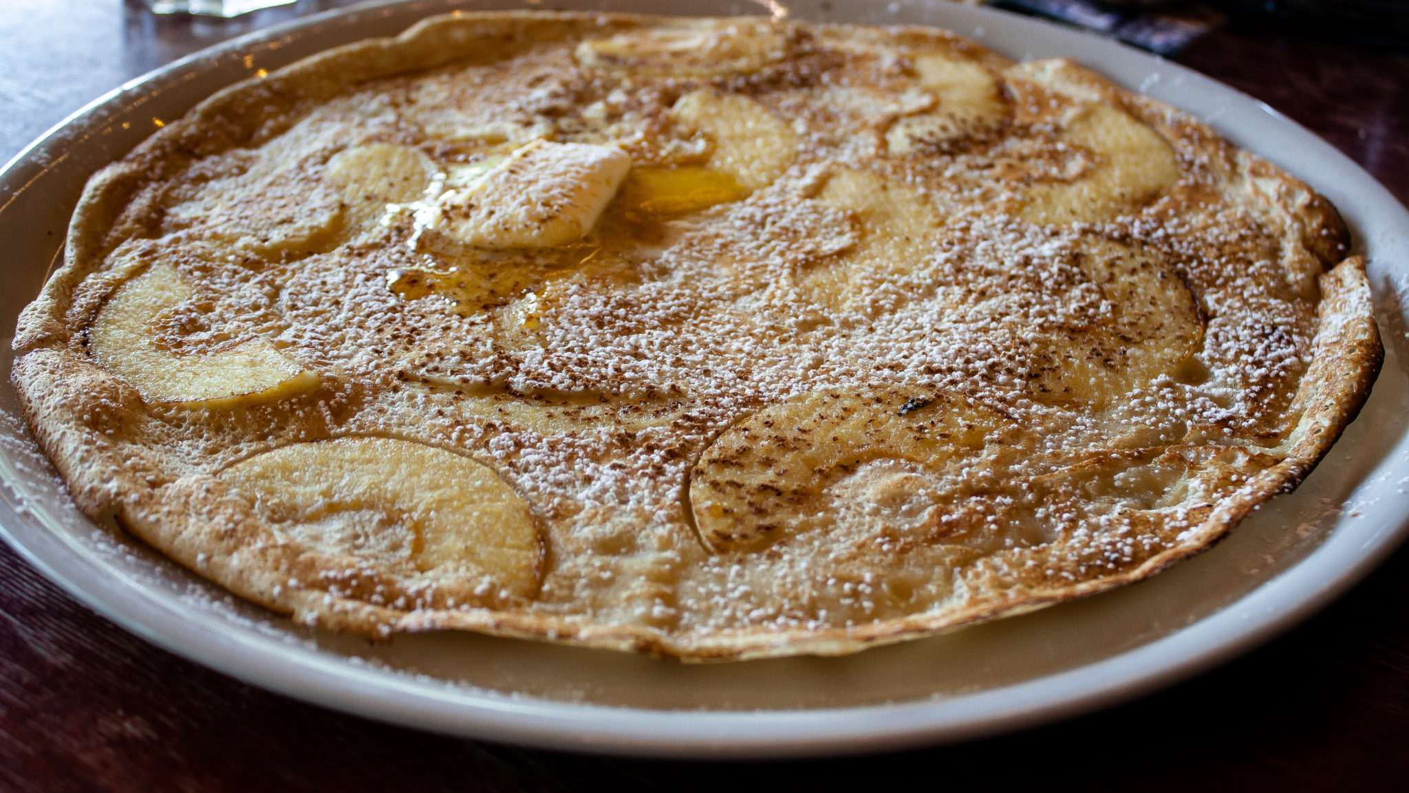 Pancakes: best Amsterdam Foods