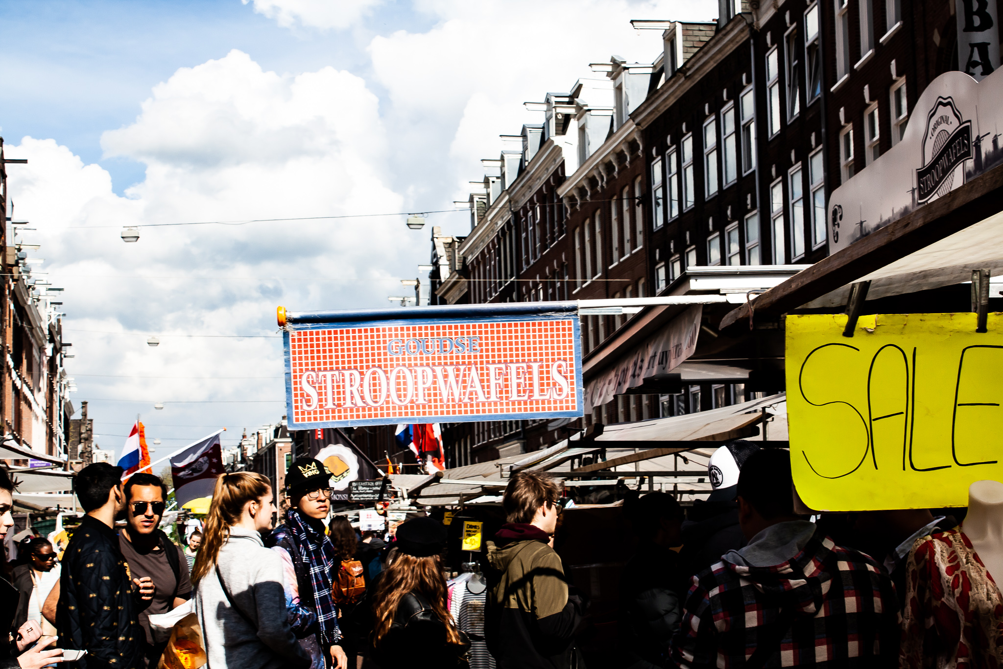 Travel Amsterdam and try the Amsterdam Food
