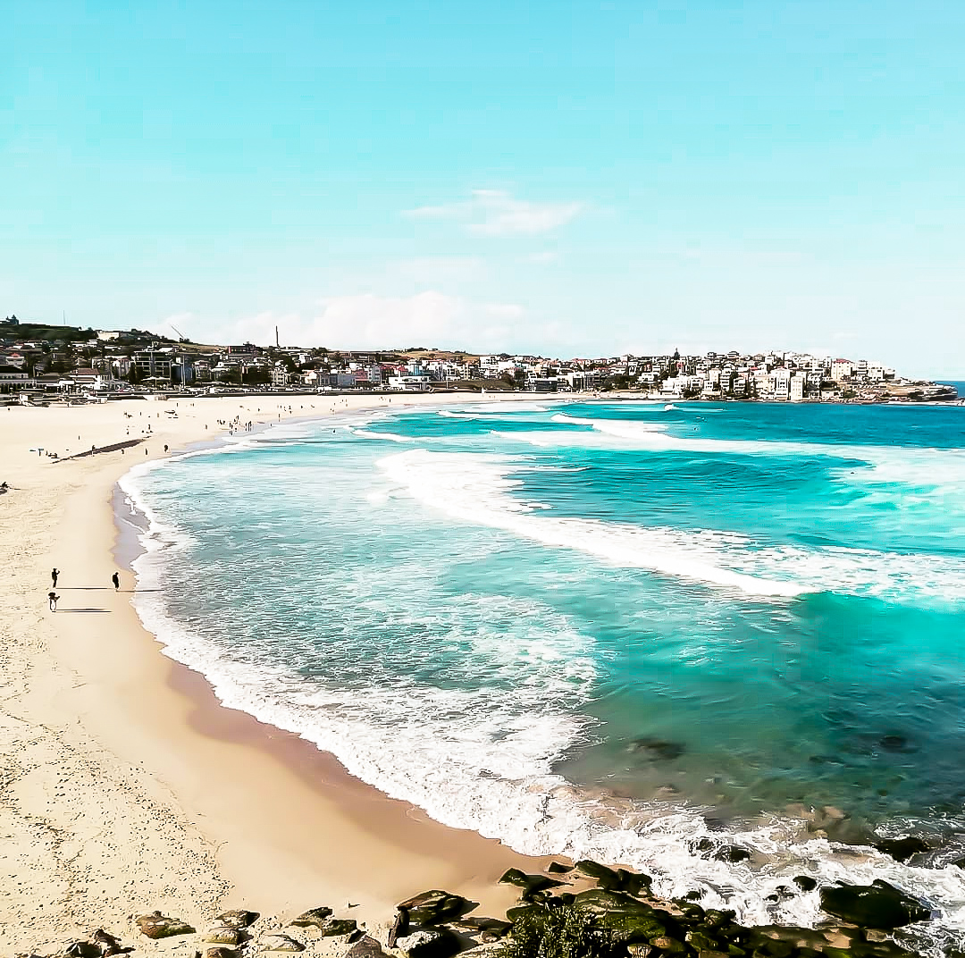 Bondi Beach: Great to do Sydney on a gudget