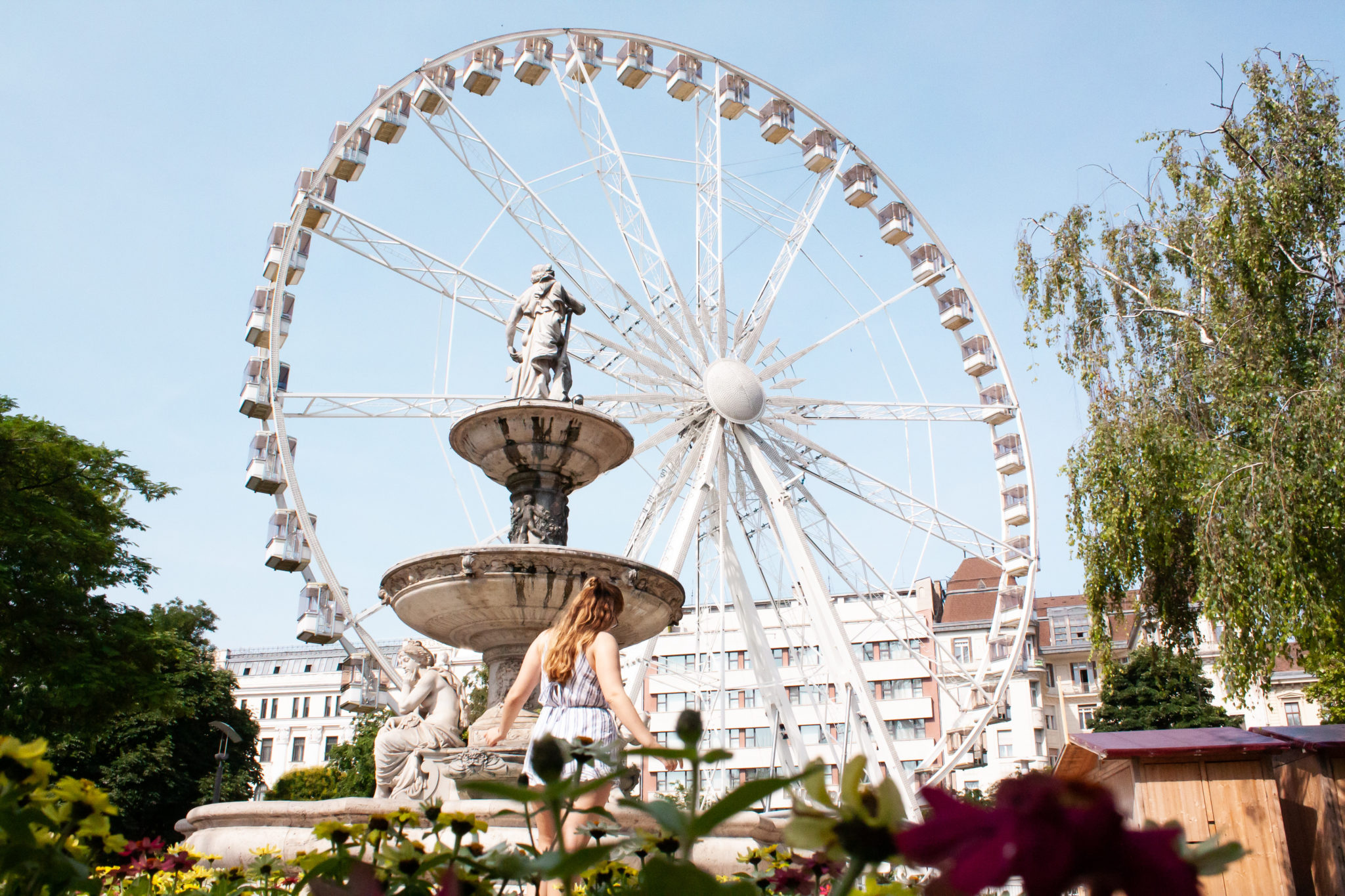 The best places to visit in Budapest: Budapest Eye