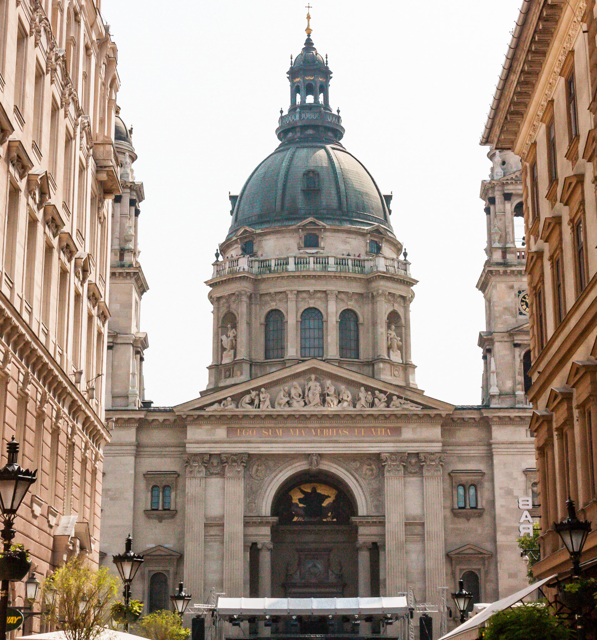 Best places to visit in Budapest: St. Stephen´s Basilica