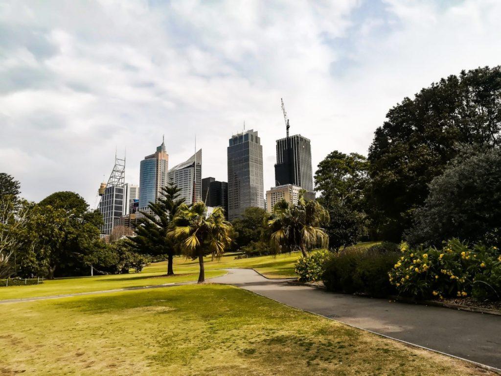 Botanical Gardens Sydney: Free, so great for Sydney on a budget