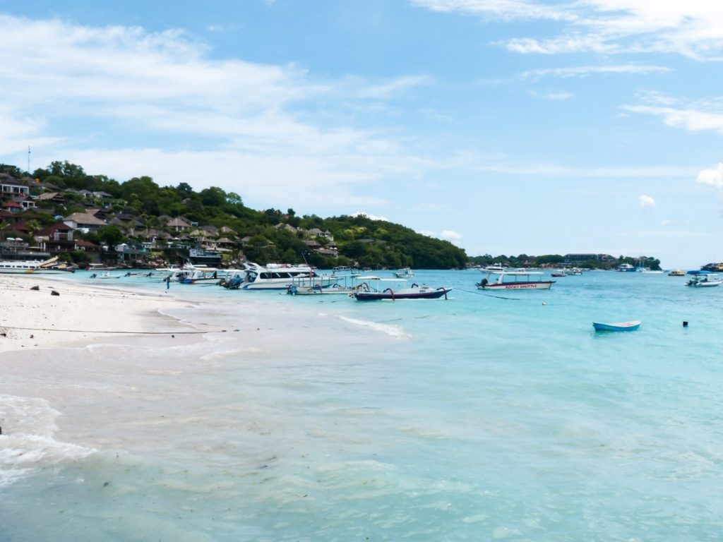 Nusa Lembongan: the favourite beach on the Bali2 week itinerary
