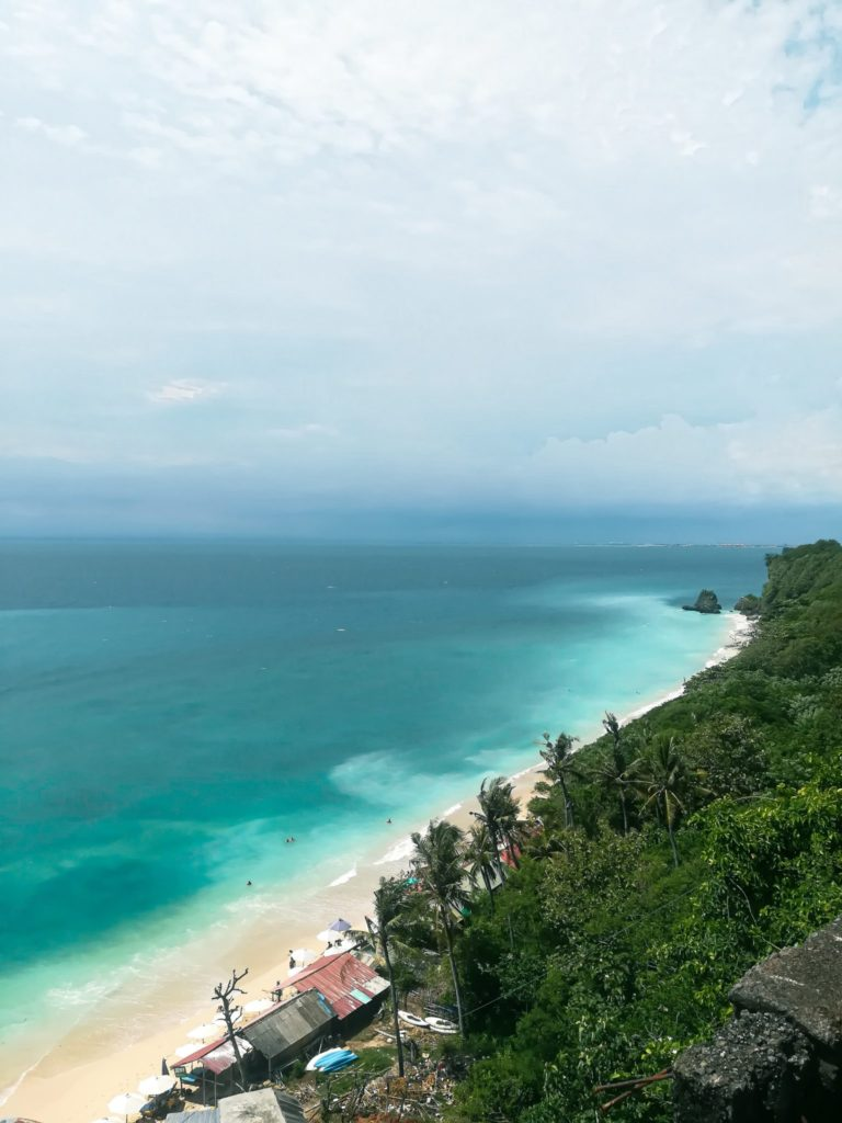 Padang Padang: most beautiful beach on the Bali 2 week itinerary