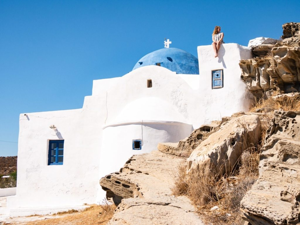 greek islands: island hopping in greece