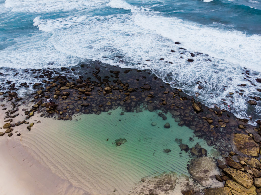 Bronte Bogey hole: the best rockpools in Sydney
