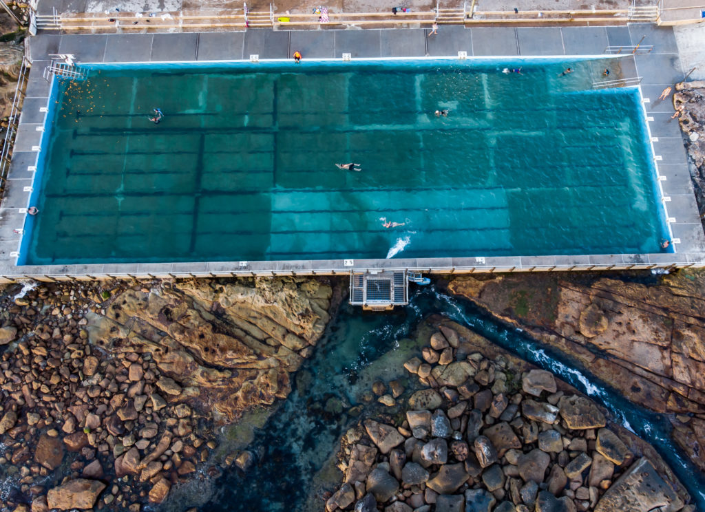 freshwater ocean pool: the best rockpools in Sydney