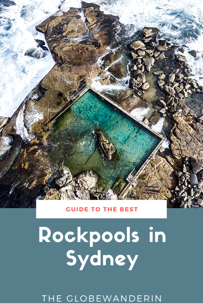 Pin for the best rockpools in Sydney