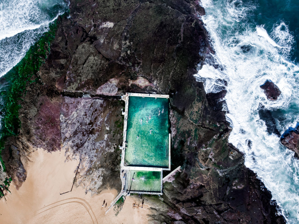 Mona Vale: the best rockpools in Sydney