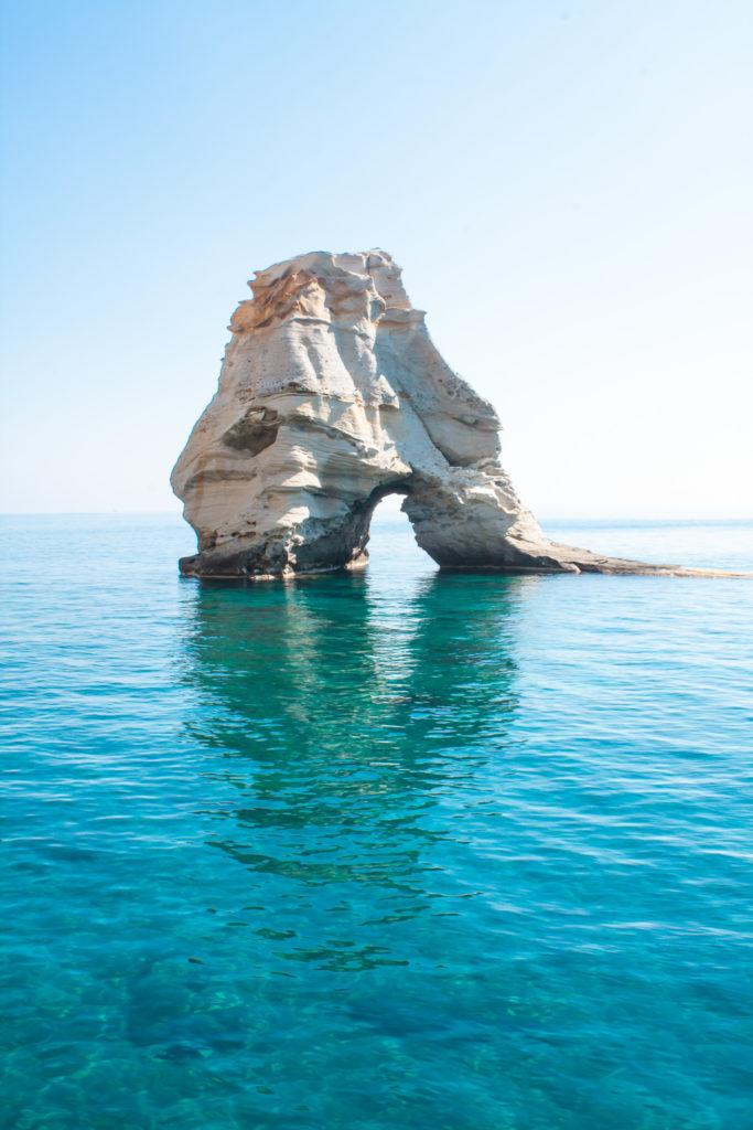 Milos Greece: Kleftiko