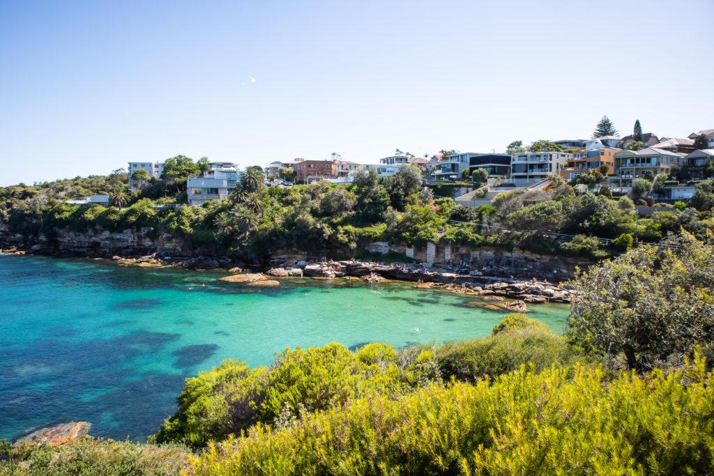 Bondi to Coogee walk: Gordons Bay