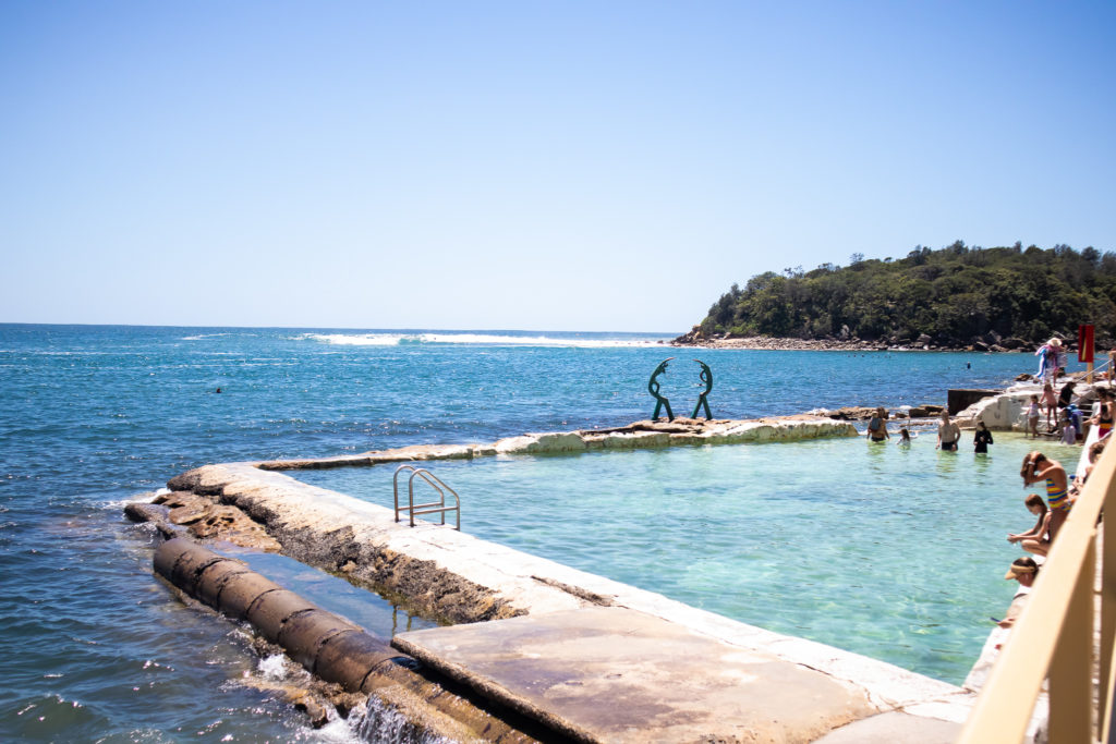 Fairy Bower: the best rockpools in Sydney