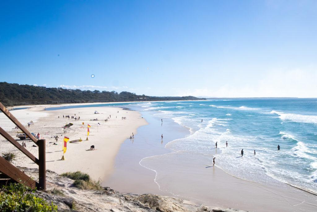 cylnder beach