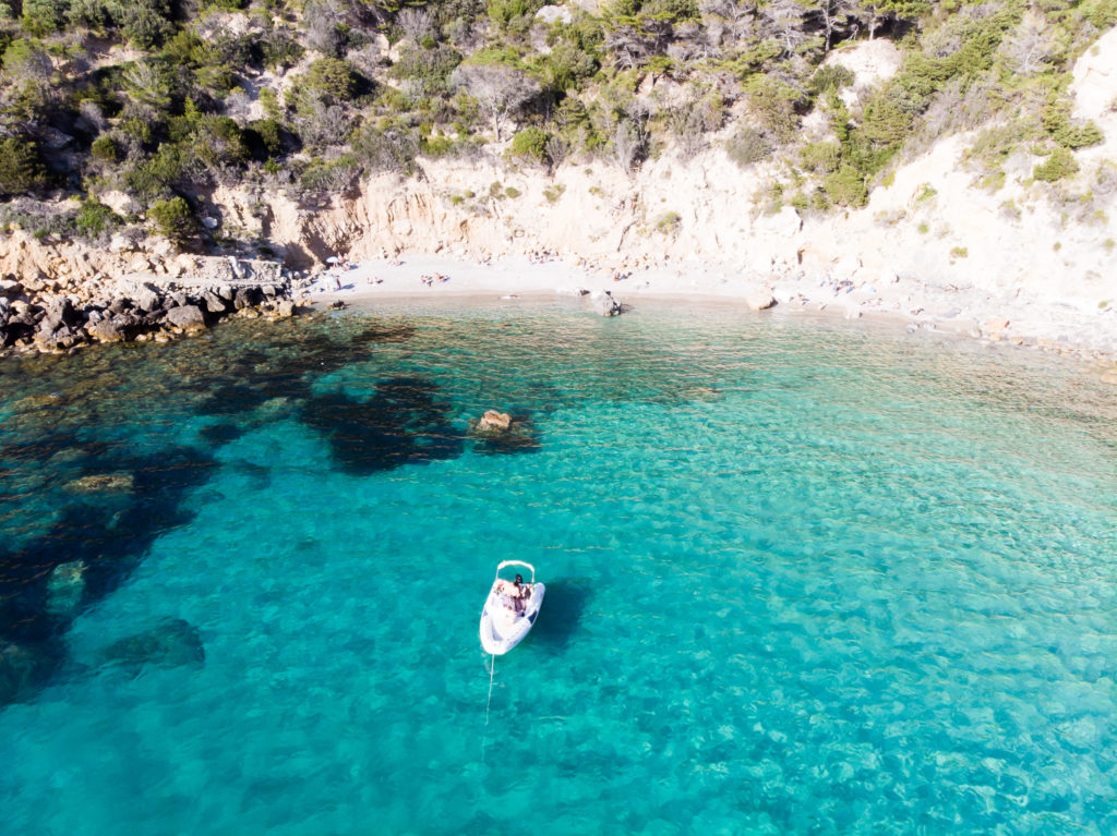 the best things to do in Tuscany Italy: boat trip around monte argentario