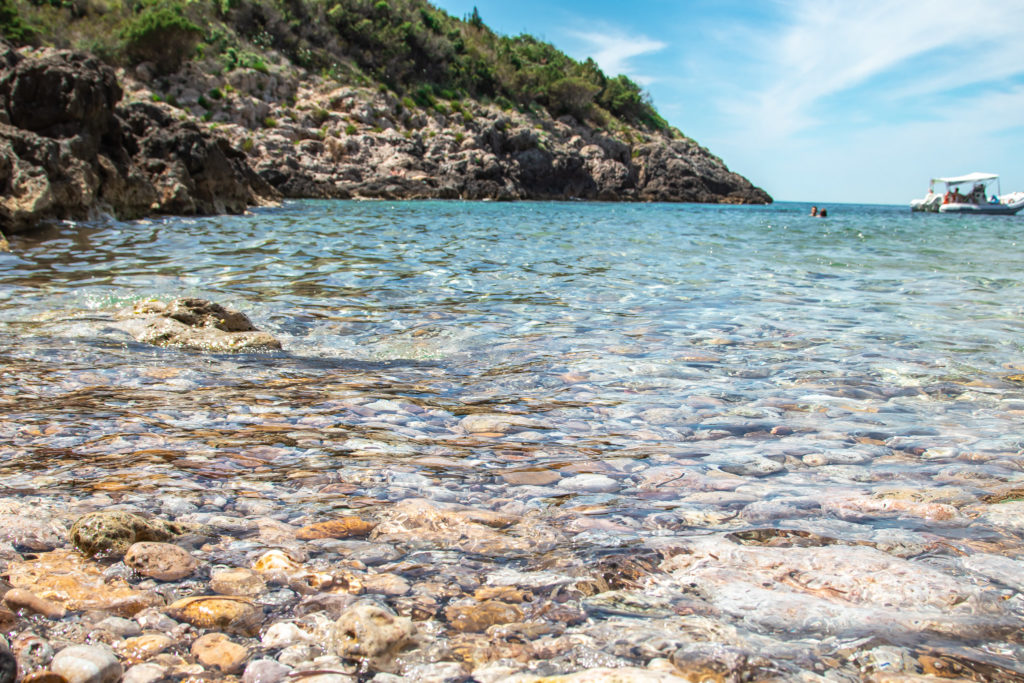 Tuscany travel guide: bays in Monte Argentario