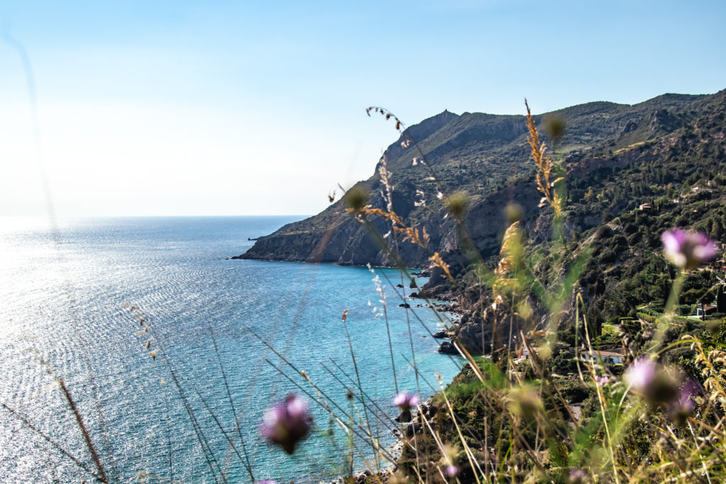 best places to visit in Tuscany Italy: Monte Argentario