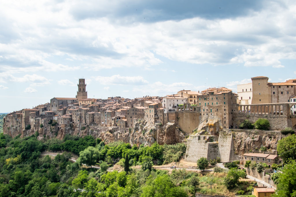Pitigliano: one of the best places to visit in Tuscany Italy