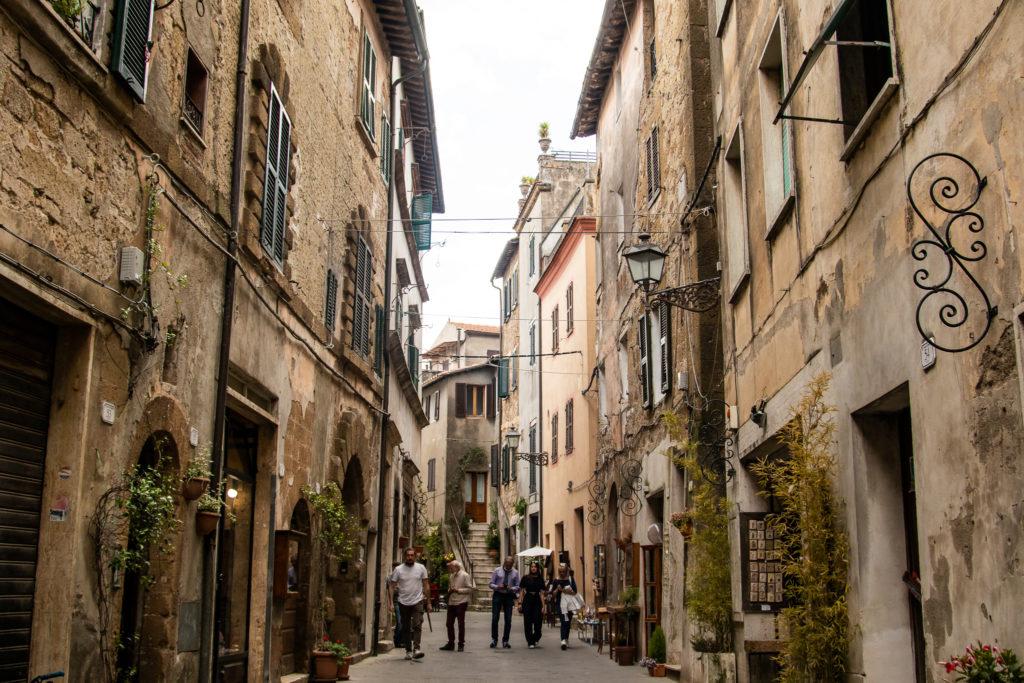Tuscany Italy: Pitigliano