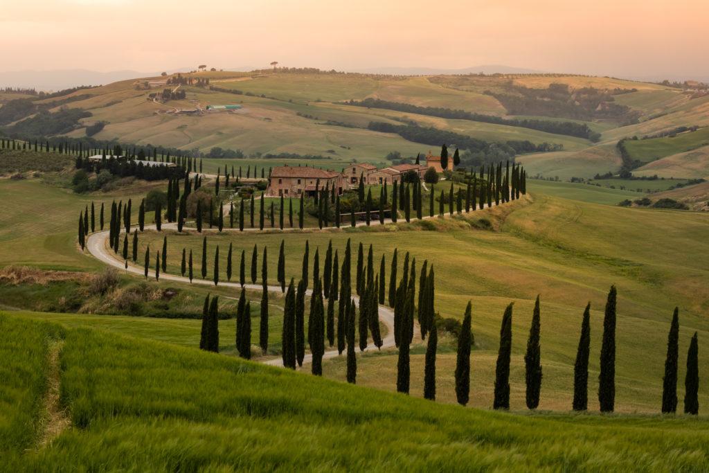 baccolleno, a photo spot in tuscany italy