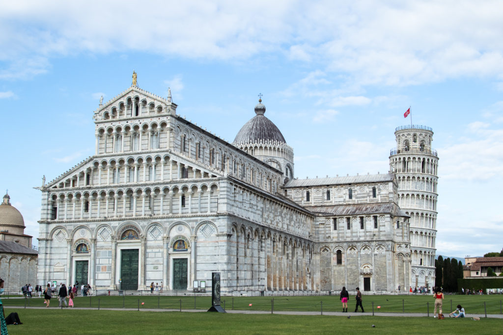 tuscany travel guide: best places to visit in tuscany italy pisa tower