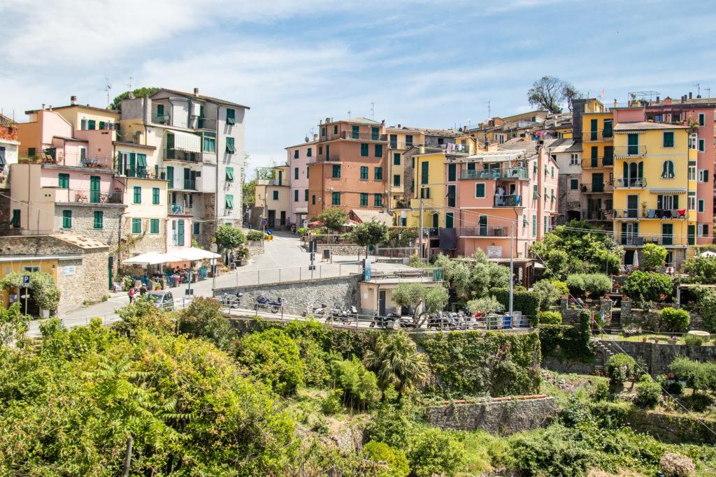 Cinque Terre Italy Corniglia views