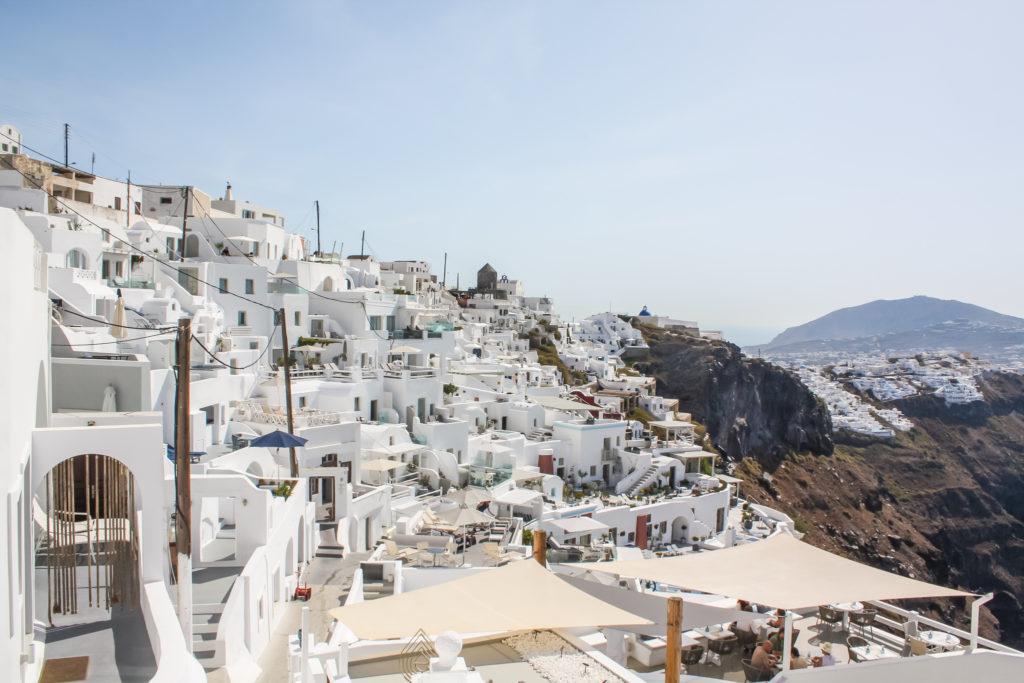 Imerovigli accommodation Santorini Greece