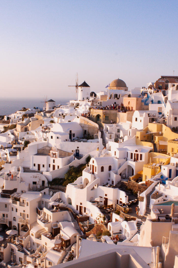 The Best Things to Do in Santorini Greece