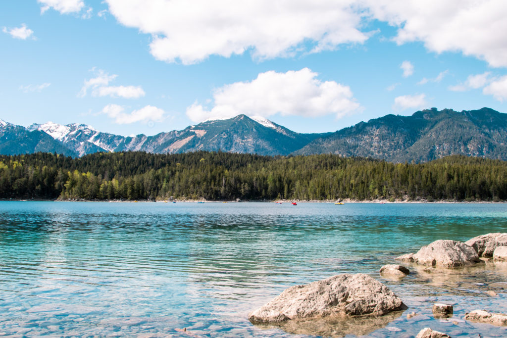 best things to do in bavaria: Eibsee