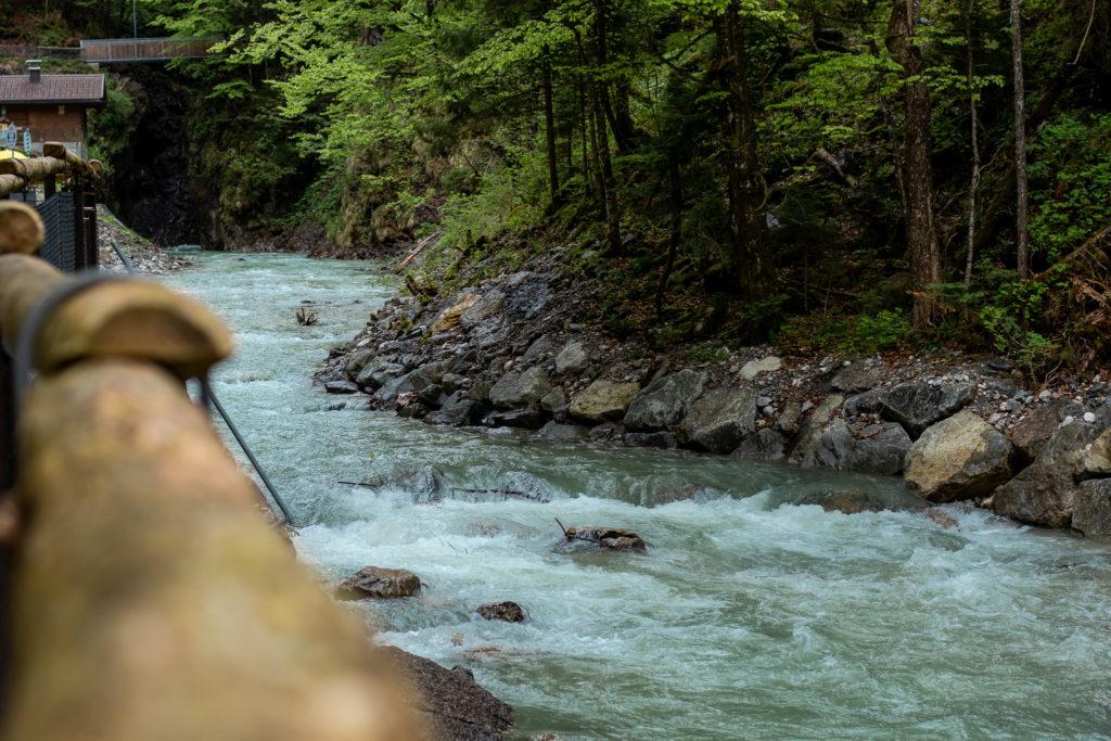 travel guide to Garmisch-Partenkirchen: Partnachgorge