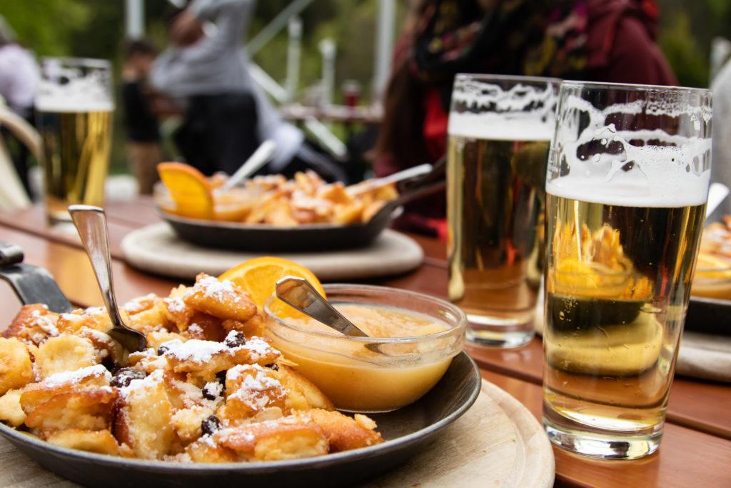 best things to do in bavaria: eat Kaiserschmarrn