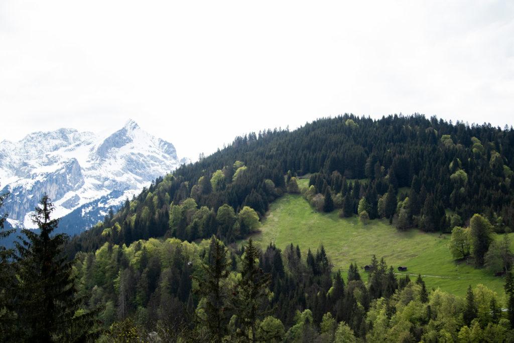 travel guide to Garmisch-Partenkirchen: mountains