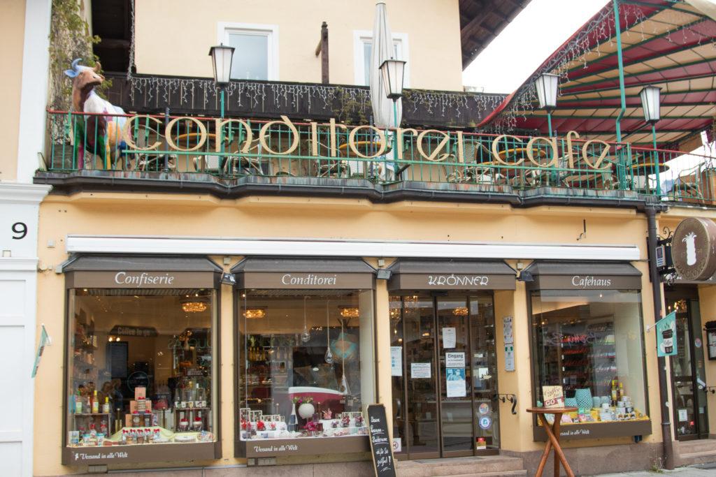 Konditorei Kroenner in Garmisch-Partenkirchen: best things to do in bavaria