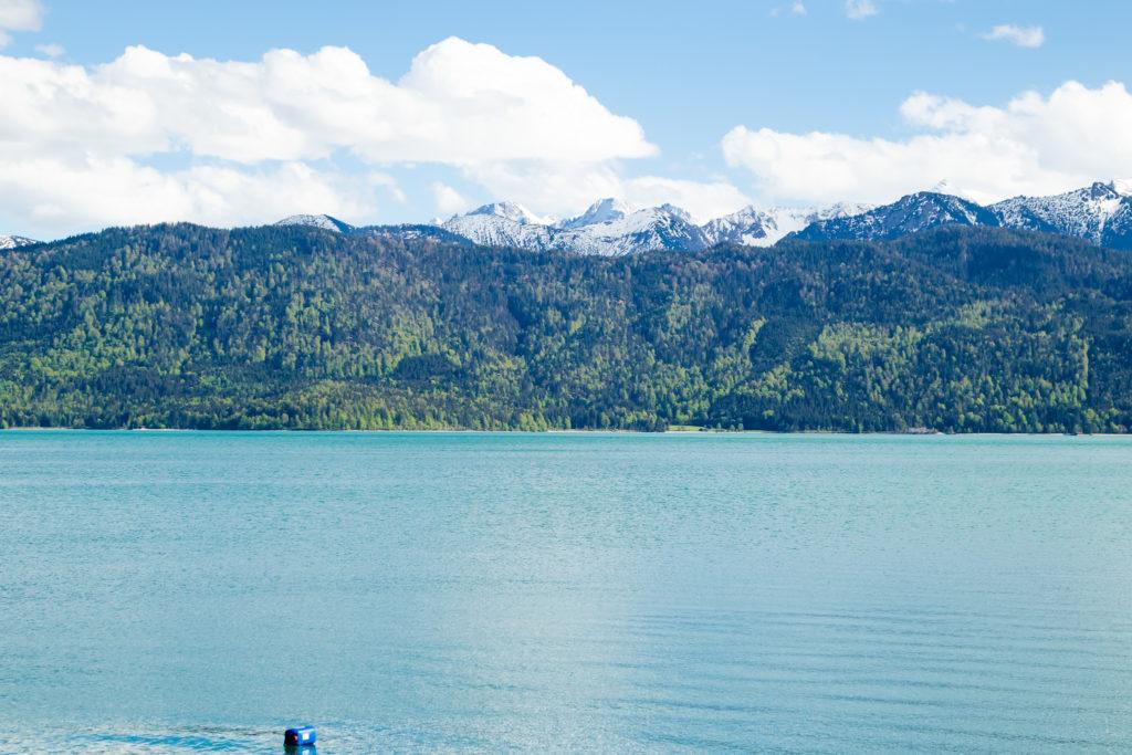 Lake Walchensee: travel guide on Garmisch-Partenkirchen