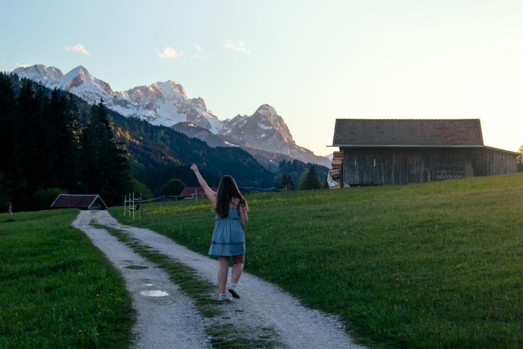 Travel guide to Garmisch-partenkirchen: Lake Geroldsee