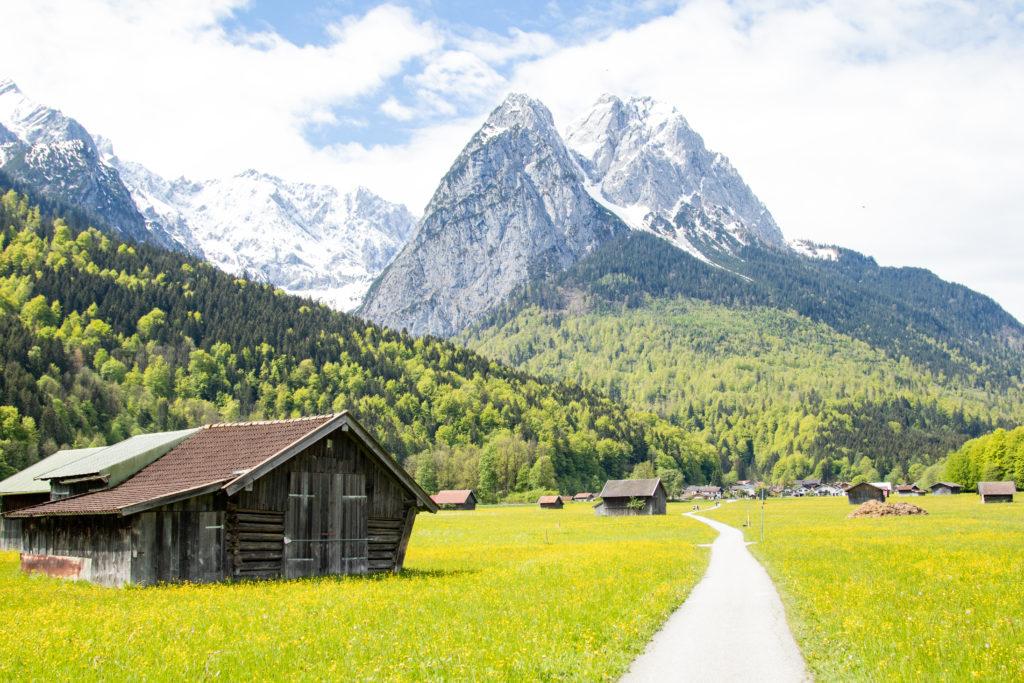 Hammersbacher Fussweg: best things to do in bavaria