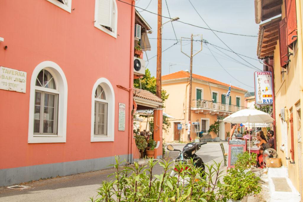 Corfu Greece Travel Guide: stroll through Doukades