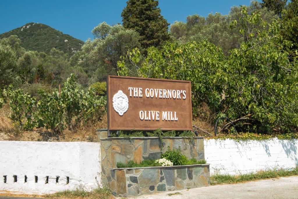 Corfu Greece Travel Guide: oilive oil tour